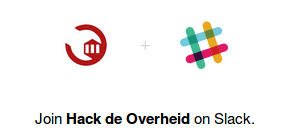 Hack de Overheid + Slack
