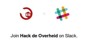 Hack de Overheid + Slack